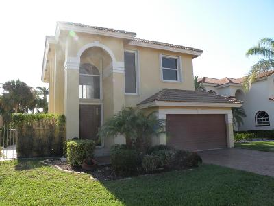 Delray Beach Single Family Home For Sale: 3582 Admirals Way