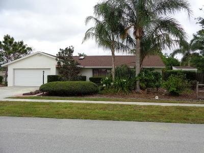 West Palm Beach Single Family Home For Sale: 229 Las Palmas Street
