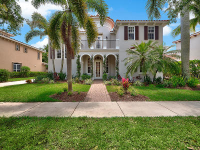 Jupiter FL Single Family Home For Sale: $1,199,000
