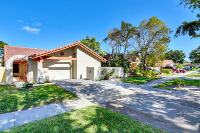 Delray Beach Single Family Home For Sale: 1255 NW 22nd Avenue