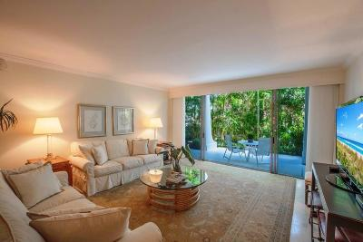 Palm Beach Condo For Sale: 2275 S Ocean Boulevard #106n