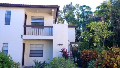 Boca Raton Condo For Sale: 21675 Tall Palm Circle #2d