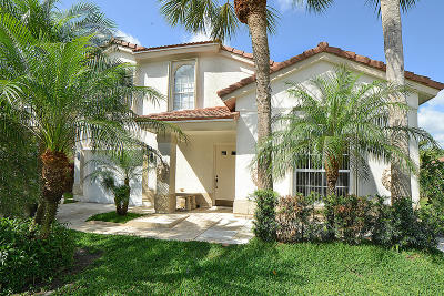 Boca Raton Single Family Home For Sale: 10766 Lake Jasmine Drive