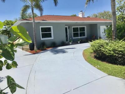 West Palm Beach Single Family Home For Sale: 340 Ellamar Road