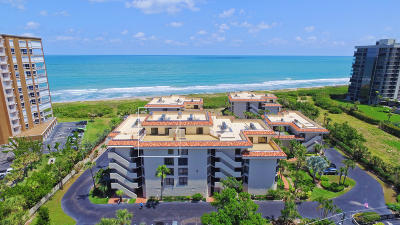 Fort Pierce Condo For Sale: 4100 A1a #344