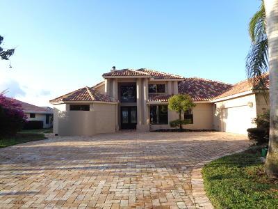 Boca Raton Single Family Home For Sale: 10427 Stonebridge Boulevard