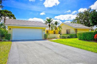 Palm City Single Family Home For Sale: 2119 NW Greenbriar Lane