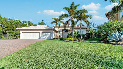 Lake Worth Single Family Home For Sale: 4090 Cedar Creek Ranch Circle