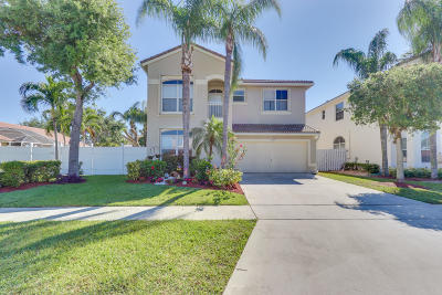 Lake Worth Single Family Home For Sale: 5097 Prairie Dunes Village Circle