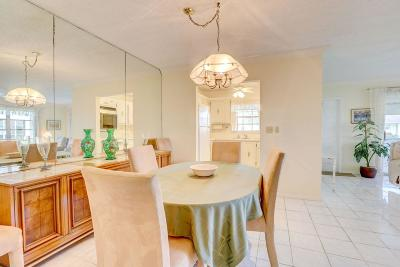 Delray Beach Single Family Home For Sale: 5301 Lakefront Boulevard #Apt A