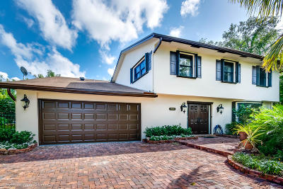 Boca Raton Single Family Home For Sale: 980 SW 19th Street