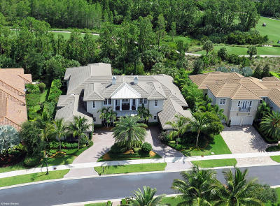 Palm Beach Gardens Single Family Home For Sale: 105 Via Palacio
