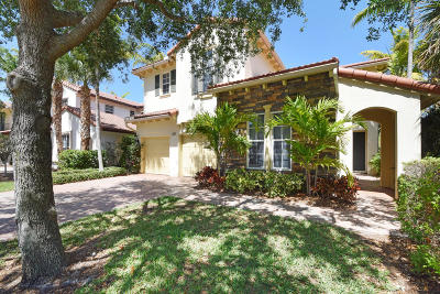 Palm Beach Gardens Single Family Home For Sale: 831 Madison Court