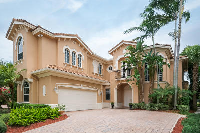 Delray Beach Single Family Home For Sale: 8173 Valhalla Drive
