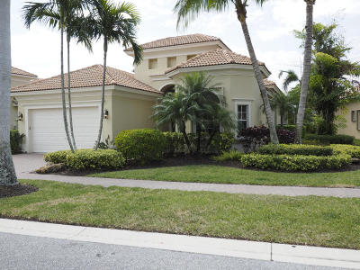 West Palm Beach Single Family Home For Sale: 10390 Terra Lago Drive