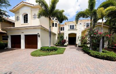 Boca Raton Single Family Home For Sale: 17590 Circle Pond Court