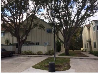 Jupiter Townhouse For Sale: 6231 Riverwalk Lane #6