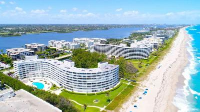 Palm Beach Condo For Sale: 2780 S Ocean Boulevard #308
