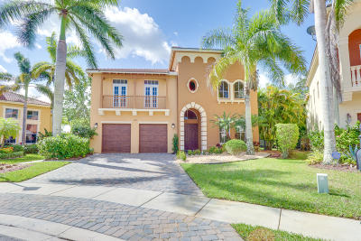 Royal Palm Beach Single Family Home For Sale: 1842 Wood Glen Circle