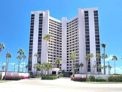 Jensen Beach Condo For Sale: 9650 S Ocean Drive #201