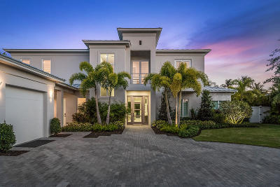 Delray Beach Single Family Home For Sale: 901 Hibiscus Lane