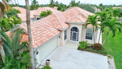 West Palm Beach Single Family Home For Sale: 7634 Quida Drive