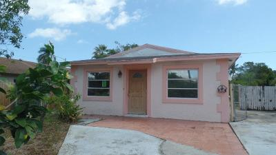 Delray Beach Single Family Home For Sale: 14924 S Military Trail