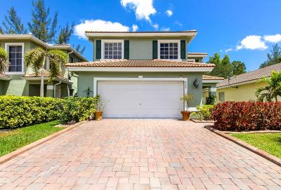 West Palm Beach Single Family Home Contingent: 6562 Adriatic Way
