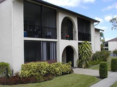 Greenacres FL Condo For Sale: $87,500