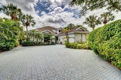 Boca Raton Single Family Home For Sale: 7616 Rexford Road