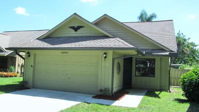 Hobe Sound Single Family Home For Sale: 12961 SE Crooked Stick Lane