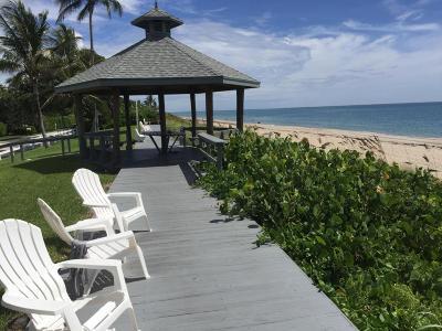 Ocean Ridge Rental For Rent: 5505 Ocean Boulevard #4-105