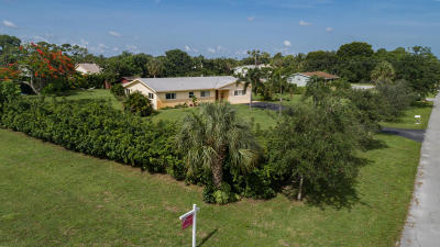 Delray Beach Single Family Home For Sale: 3524 Lone Pine Road