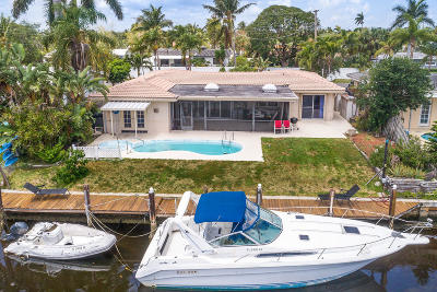 Pompano Beach Single Family Home For Sale: 330 SE 9th Street