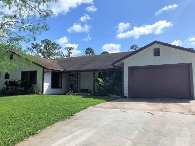 Jupiter Single Family Home For Sale: 16346 106th Terrace