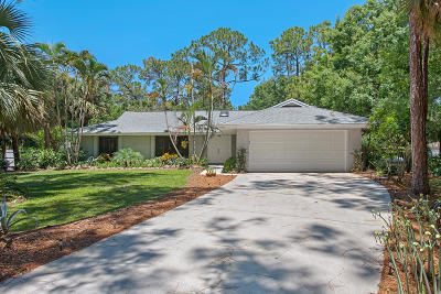 Jupiter Single Family Home For Sale: 11283 161st Street