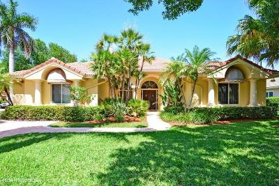 Jupiter Single Family Home For Sale: 125 River Drive W