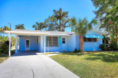 Lake Worth Single Family Home For Sale: 110 17th Avenue S