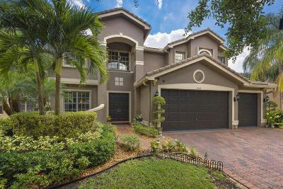 Boca Raton Single Family Home For Sale: 19585 Estuary Drive