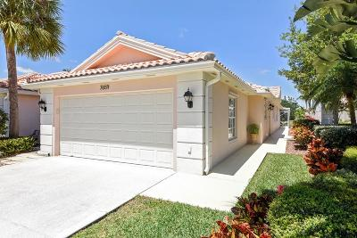 West Palm Beach Single Family Home For Sale: 7659 Pine Island Way