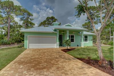 Stuart FL Single Family Home For Sale: $359,000