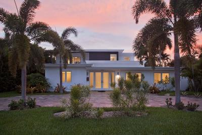Delray Beach Single Family Home For Sale: 1410 Dale Lane