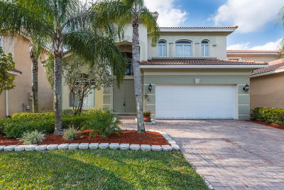 West Palm Beach Single Family Home For Sale: 296 Gazetta Way