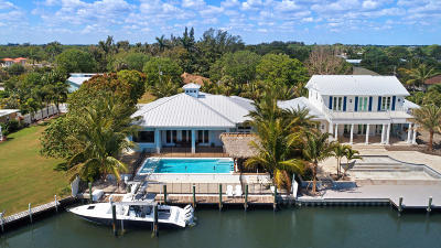 Jupiter FL Single Family Home For Sale: $1,695,000