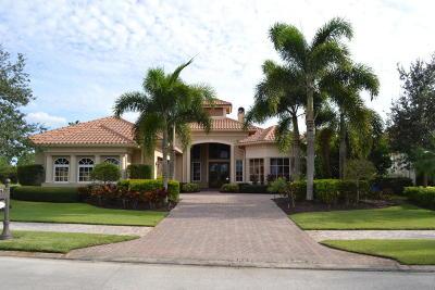 Port Saint Lucie Single Family Home For Sale: 120 SE Via San Marino