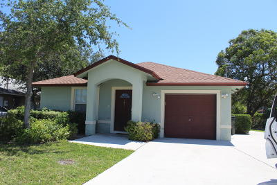 Delray Beach Single Family Home For Sale: 1015 Miami Boulevard