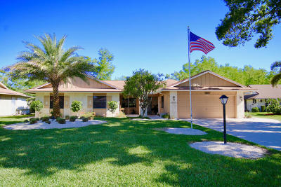 Hobe Sound Single Family Home For Sale: 8145 SE Cypress Point Place