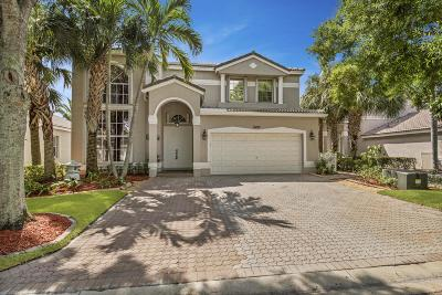 Coconut Creek Single Family Home For Sale: 5757 NW 49th Lane