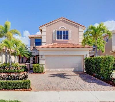 Palm Beach Gardens Single Family Home For Sale: 185 Isle Verde Way