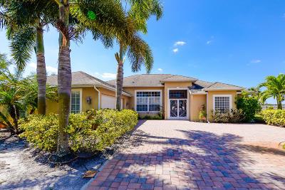 Port Saint Lucie Single Family Home For Sale: 363 SW Kestor Drive